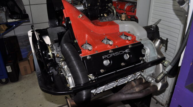 911 2.2S Engine Rebuild – Part 10:  Almost Complete