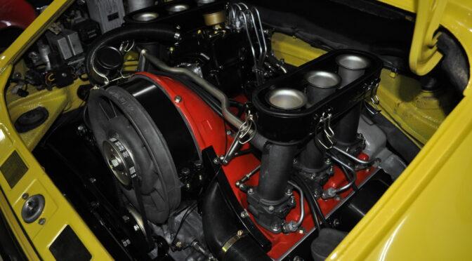 911 2.2S Engine Rebuild – Part 12: Car & Engine Reunited