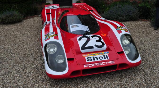 A-Z of Car Stuff: P is for Porsche 917