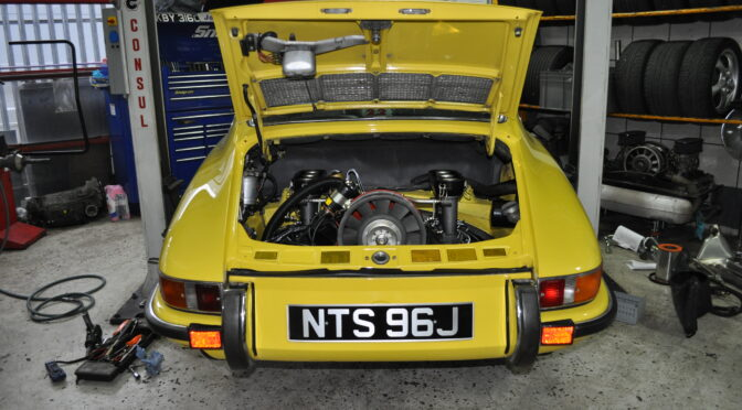 911 2.2S Engine Rebuild – Part 14: Dizzy, Aerated &  Exhausted!