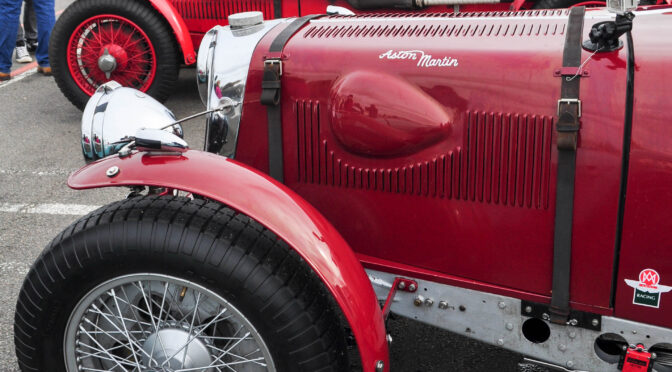 Aston Martin Owners Club – Silverstone Sat 10th Oct 2015