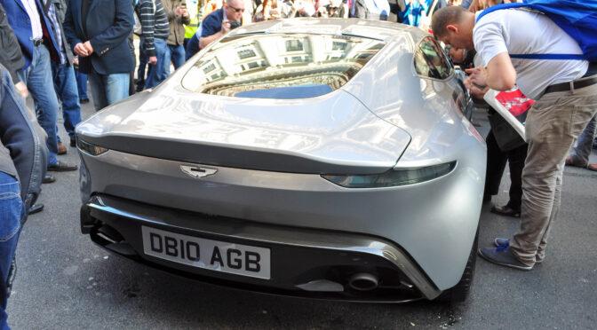 Regent Street Motor Show – Sat 31st Oct 2015 Part One