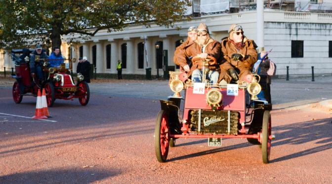 London to Brighton Veteran Car Run – Sun 6th Nov 2016