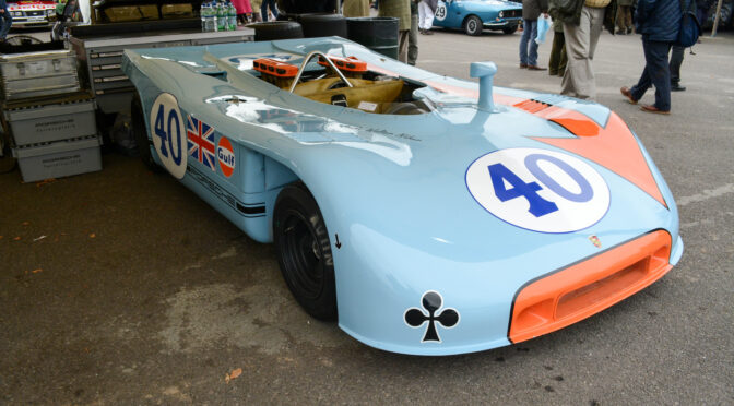 Goodwood 75th Members Meeting – Sun 19th March Part 1