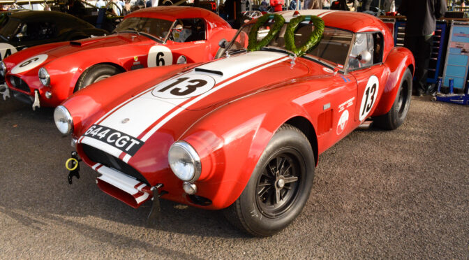 Goodwood 75th Members Meeting – Sun 19th March Part 2