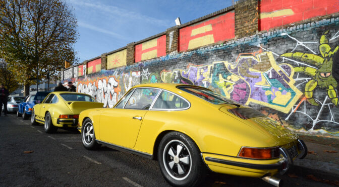 "Porsche Club GB London – ""Art East"""