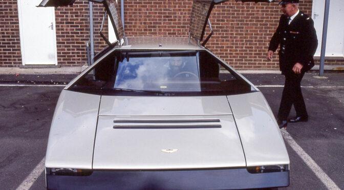 A-Z of Car Stuff: AMB is for Aston Martin Bulldog