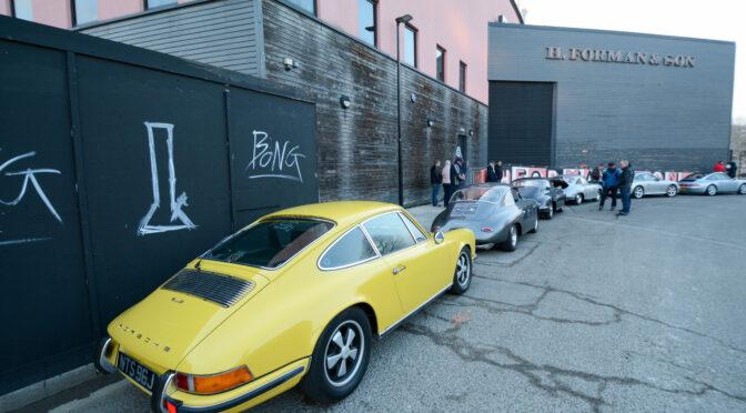 Out East! Porsche Club Meet – Sun 20th Jan 2019