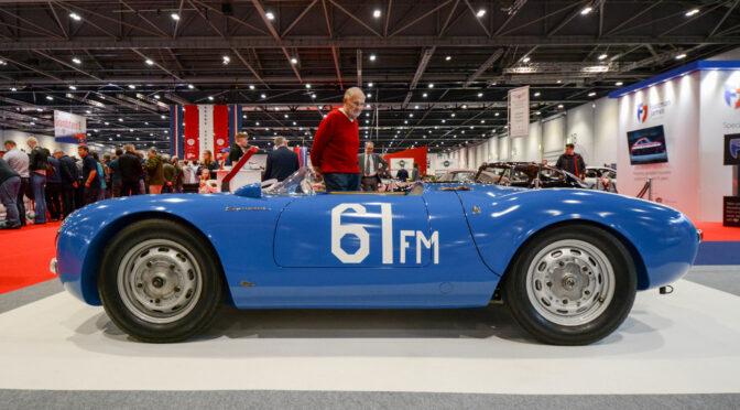 London Classic Car Show – Sat 16th Feb 2019