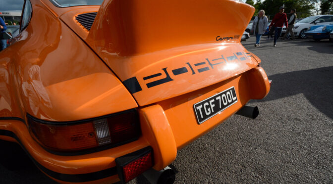 Porsche Night At The Ace Cafe – Mon 27th May 2019