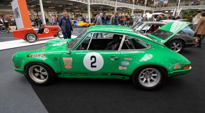 London Classic Car Show – Sat 22nd Feb 2020