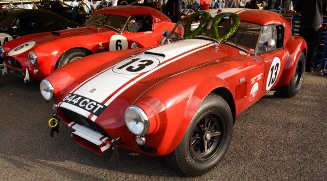 A-Z Of Car Stuff: C is for Cobra