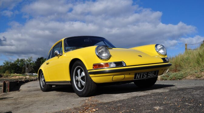 Happy 50th to the Yellow Peril – Oct 2020